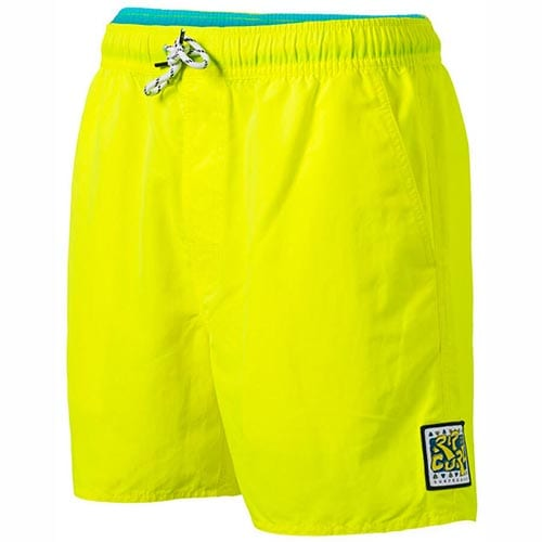 Bañador Rip Curl Volley 16″ amarillo