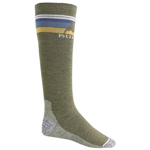 Calcetines de snowboard Burton Emblem 2019 Olive