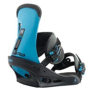 burton freestyle azul