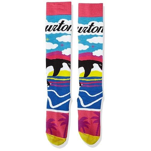 Calcetines de nieve Burton Party W 2019 Beach