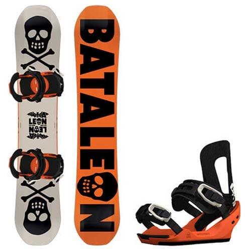Pack de snowboard Bataleon Blow
