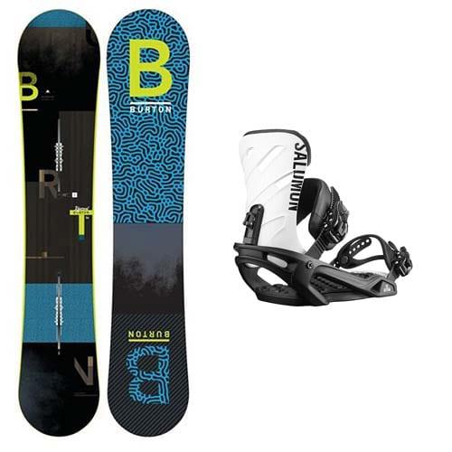 Pack de snowboard Burton Ripcord