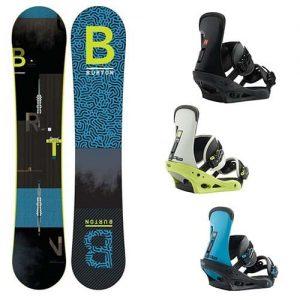 pack snowboard burton ripcord
