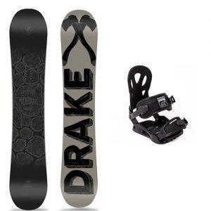 pack snowboard drake gt