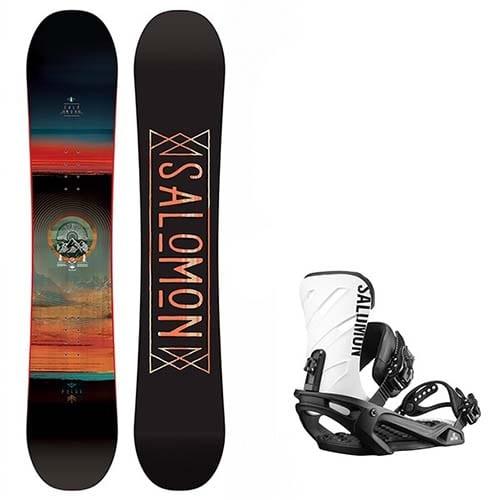 pack snowboard salomon pulse
