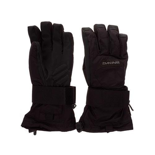 Guantes de snowboard Dakine Wristguard Glove Black 19