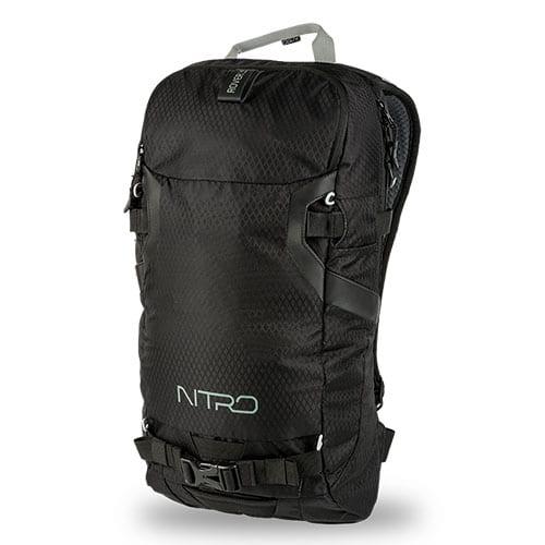 Mochila de snowboard Nitro Rover 14 Jet Black