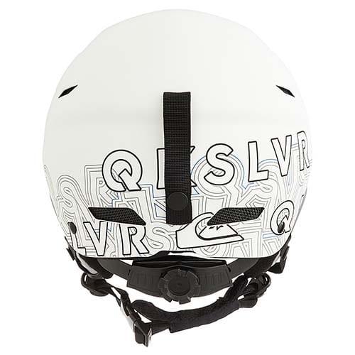 Casco de snowboard Quiksilver Motion blanco