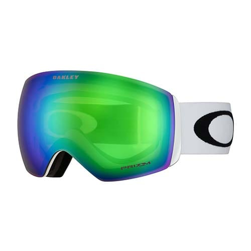 Gafas de snowboard Oakley Flight Deck White Jade