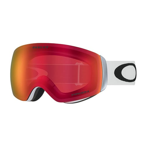 Gafas de Snowboard Oakley Flight Deck XM White Torch
