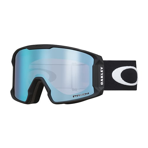 Gafas de snowboard Oakley Line Miner Black Shapphire