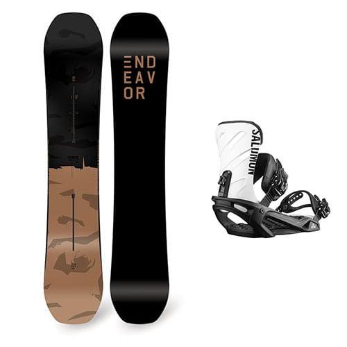pack snowboard endeavor 2