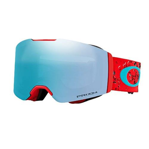 Gafas de Snowboard Oakley Fall Line Artic Fracture