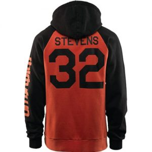 Sudadera de snowboard Thirtytwo Marquee Hooded Orange 9b636f96151
