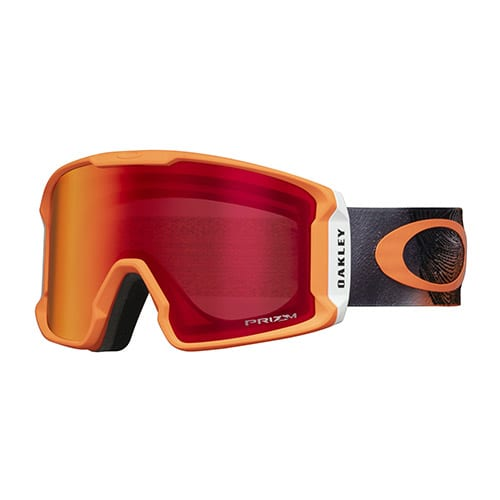 Gafas de snowboard Oakley Line Miner Org Torch