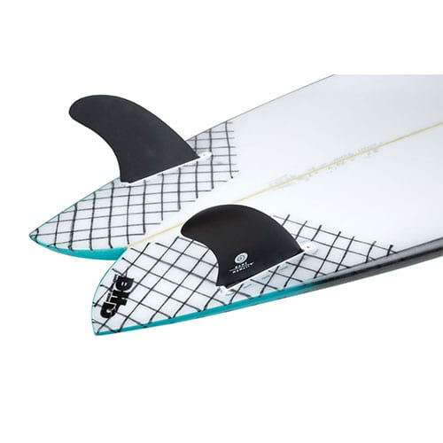 Quillas de surf Twin Fin Radz Hawaii Keel