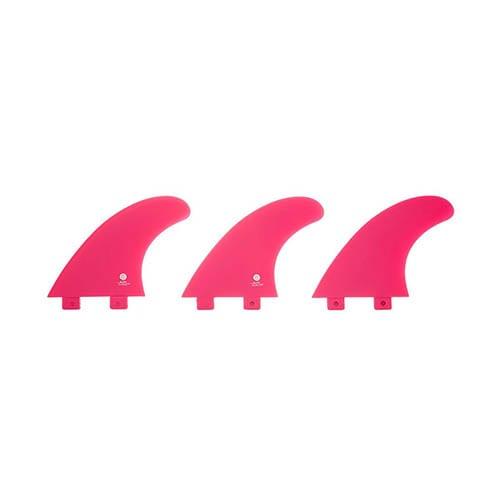 Quillas de surf FCS Radz Hawaii Nylon Pink