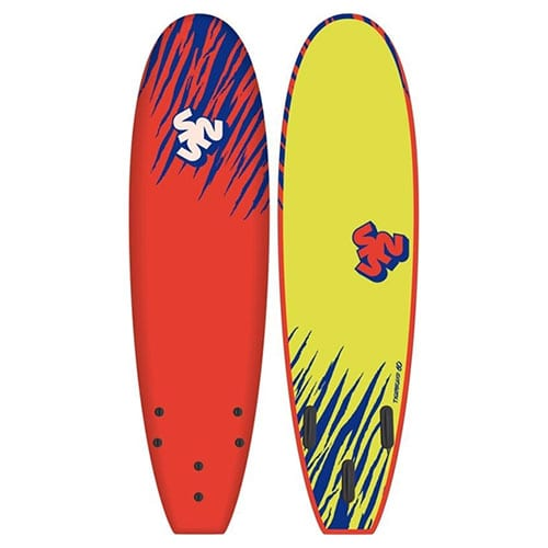 Tabla de surf Surfnsun Tigersquid 6