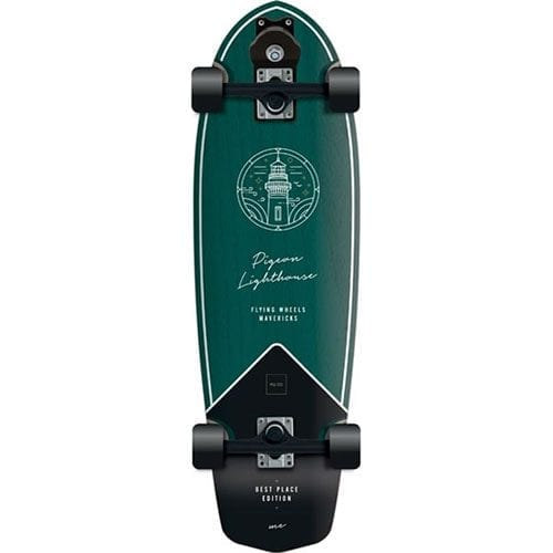 CRUISER-COMPLET-FLYING-WHEELS-BEST-PLACE-31.5-SURF-SERIES-PIGEON-GREEN