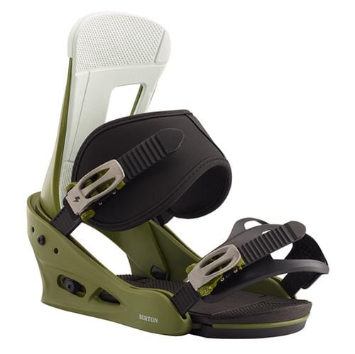 Fijaciones de snowboard Burton Freetyle verde 2020