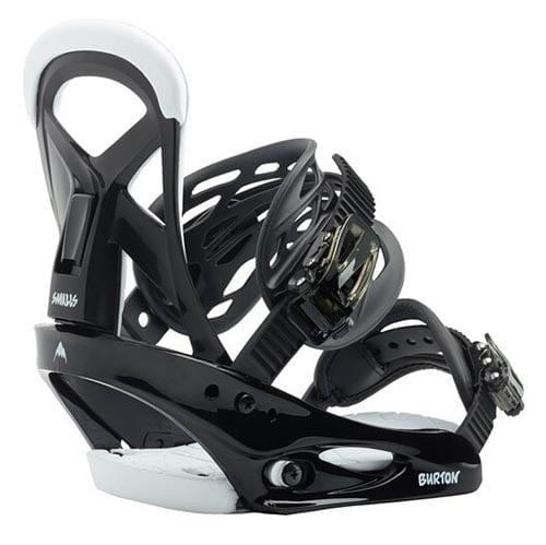 Fijacion de snowboard Burton Smalls negro 2020