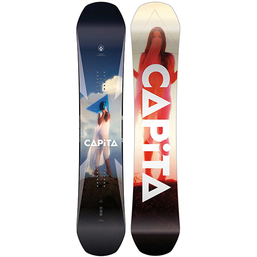 Tabla de snowboard Capita DOA Defenders of Awesome 2020