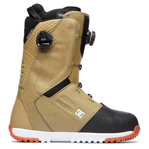 Botas de snowboard DC Control marrón 2020