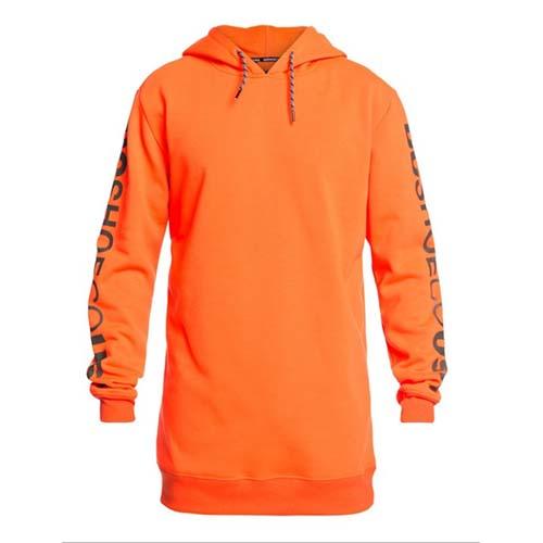Sudadera de snowboard DC Dryden naranja 2020