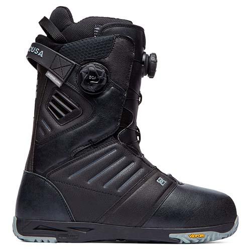 Botas de snowboard DC Judge negro 2020