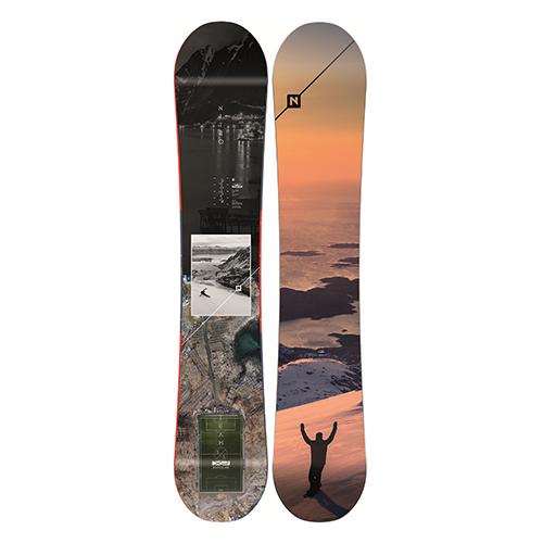 Tabla de snowboard Nitro Team Exposure Gullwing 2020