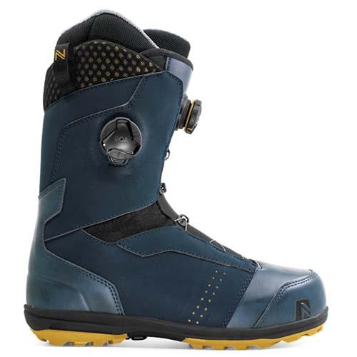 Botas de snowboard Nidecker Triton Boa midnight 2020