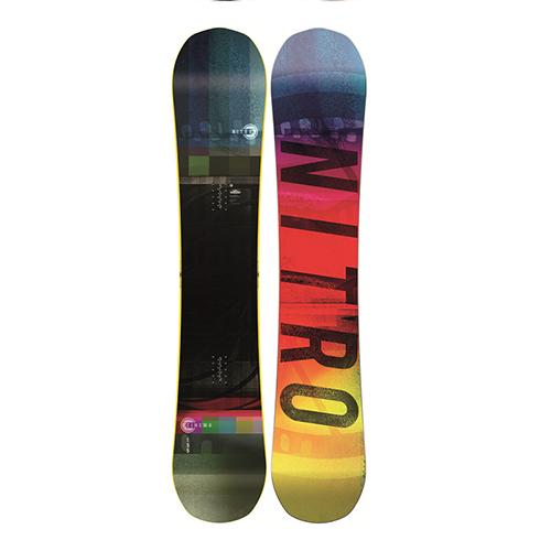 Tabla de snowboard Nitro Cinema 2020