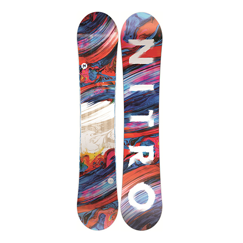 Pack de snowboard Nitro Lectra 2020