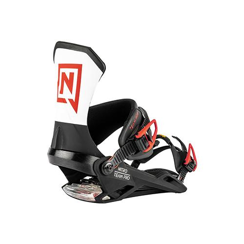 Fijaciones de snowboard Nitro Team Pro Icon 2020