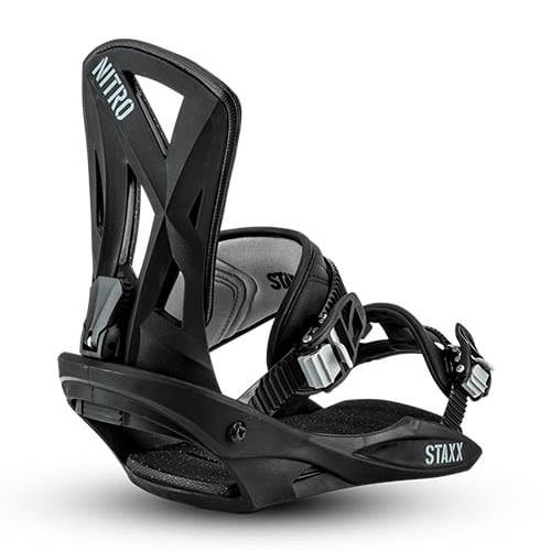 Fijaciones de snowboard Nitro Staxx Pepper 2020