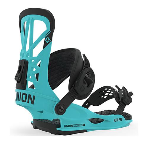 Fijaciones de snowboard Union Flite Pro Blue 2020