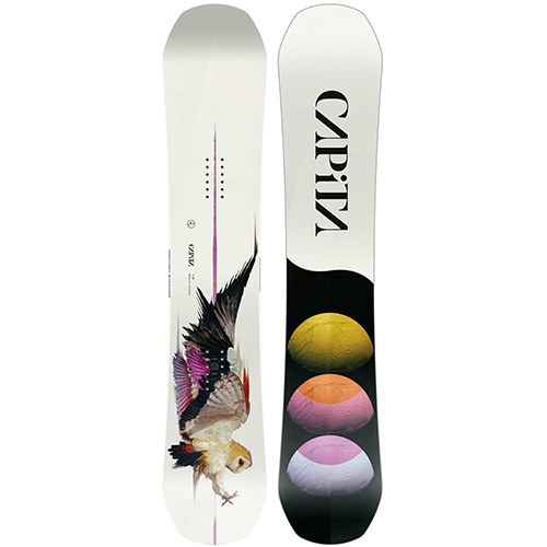 Tabla de snowboard Capita Birds of Feather 2020