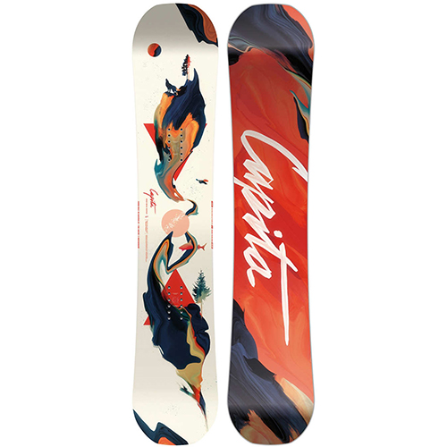 Tabla de snowboard Capita Space Metal Fantasy 2020