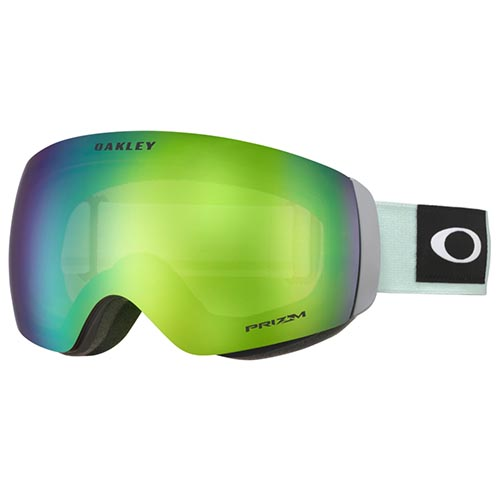 Gafas de snowboard Oakley Flight Deck XM Blockedout Prizm Jade