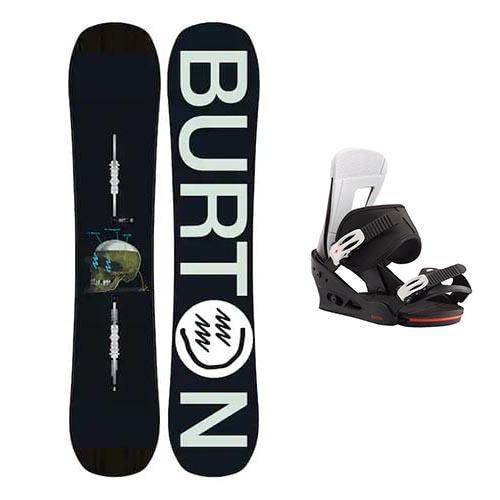 Pack de snowboard Burton Instigator 2020