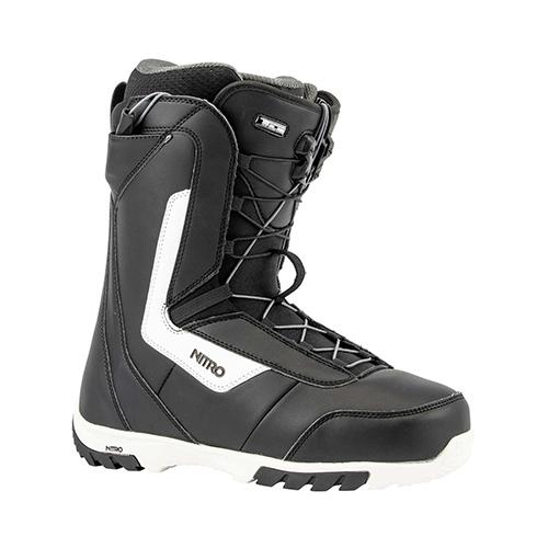 Botas de snowboard Nitro Sentinel Black 2020
