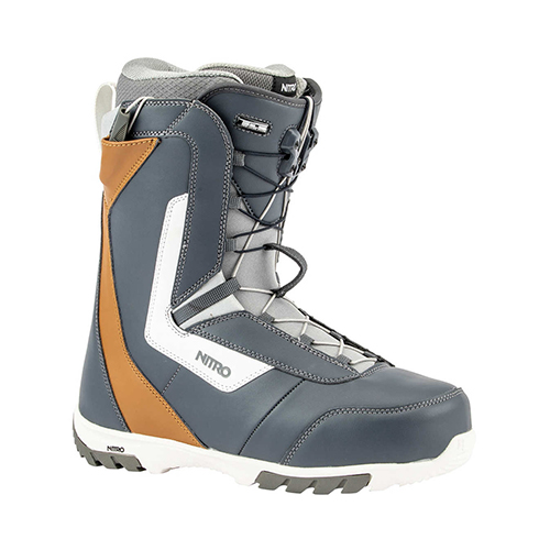 Botas de snowboard Nitro Sentinel Blue 2020