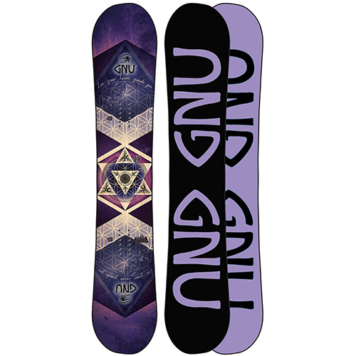Tabla de snowboard GNU Ladies Choice C2X 2020