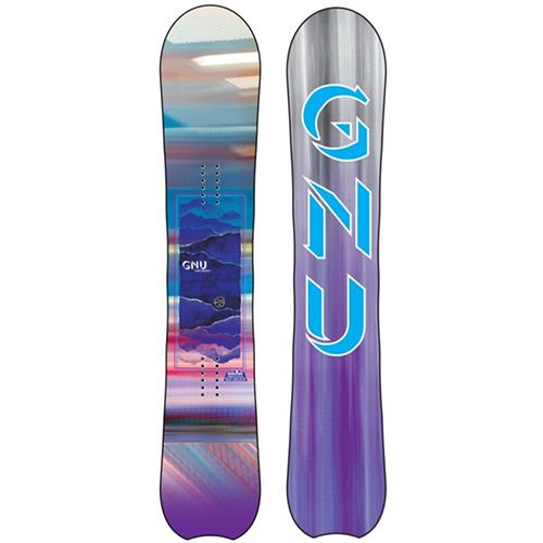 Tabla de snowboard GNU Chromatic BTX 2020