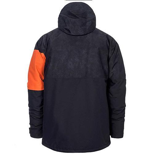 Chaqueta de snowboard Horsefeathers Mallard Jaffa Orange 2020