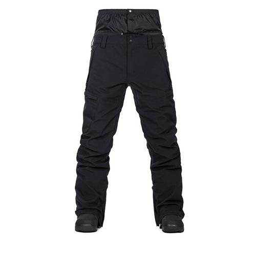 Pantalones de snowboard Horsefeathers Charger Black 2020