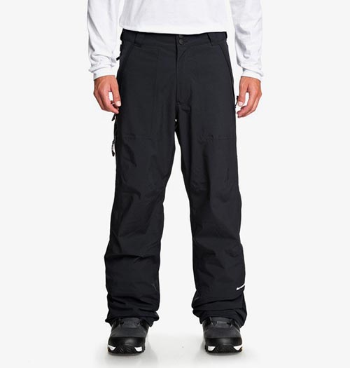 Pantalón de snowboard DC Nomad negro 2020