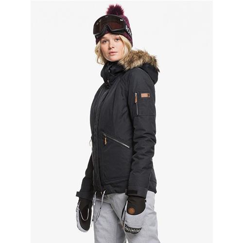 Chaqueta de snowboard Roxy Meade Black 2020
