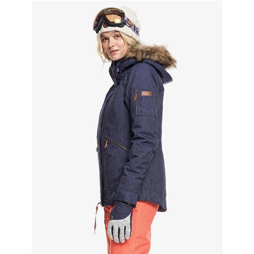 Chaqueta de snowboard Roxy Meade Denim 2020