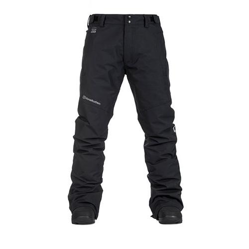 Pantalones de snowboard Horsefeathers Spire Black 2020